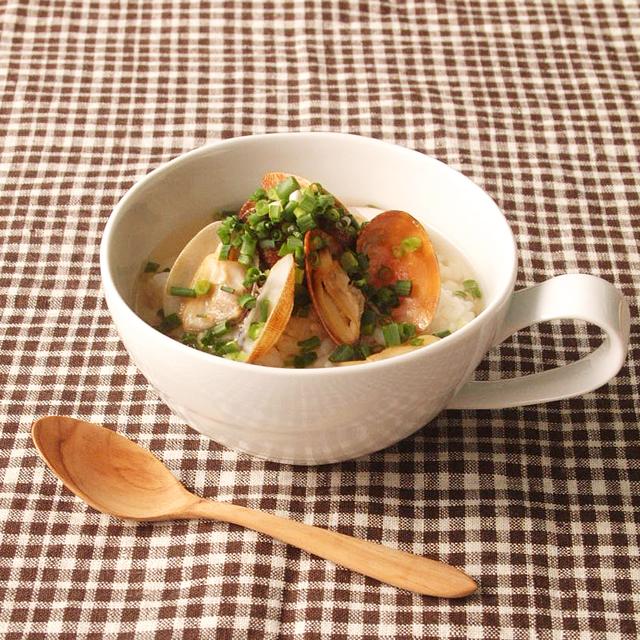 陶房青 白磁ちょいでかスープカップ
